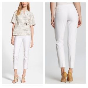 Tory Burch Callie Ankle Trouser Pants